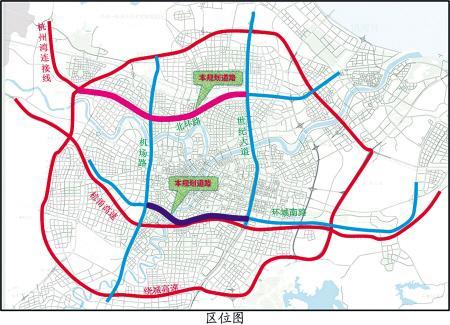波市将建北环和环城南路两快速路