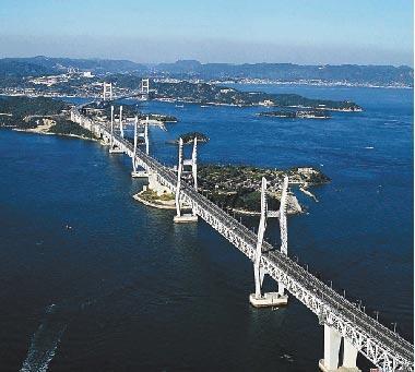 杭州湾跨海大桥与舟山跨海大桥通车