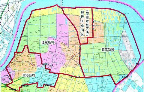 杭州大江东产业集聚区