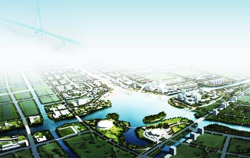 宁波杭州湾产业集聚区