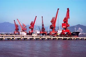 台州湾循环经济产业集聚区