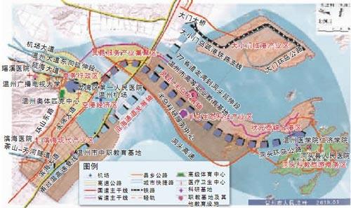 温州瓯江口产业集聚区