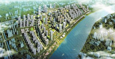 写在北仑滨江新城城市化建设全面启动之际