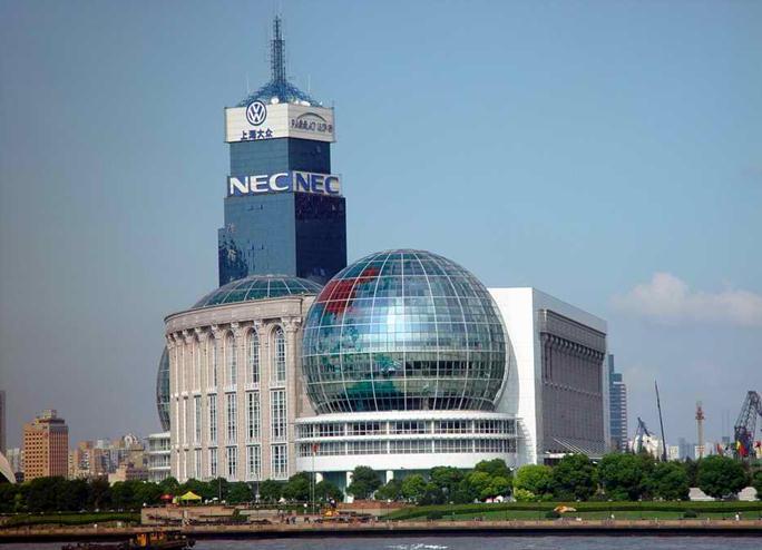 上海十大地标性建筑欣赏-建筑风光-杭州写字楼网