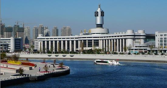天津十大地标性建筑欣赏(2)