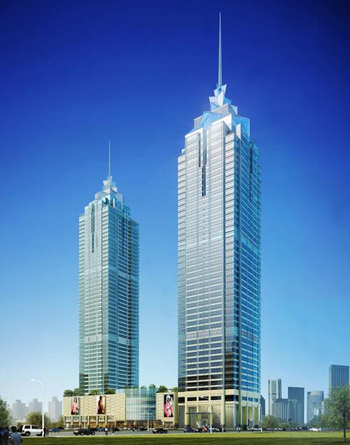 苏州各城区地标性建筑欣赏(2)