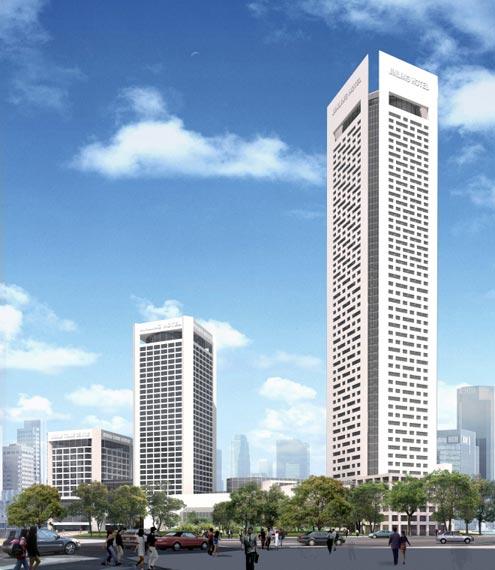 南京十大地标性建筑欣赏