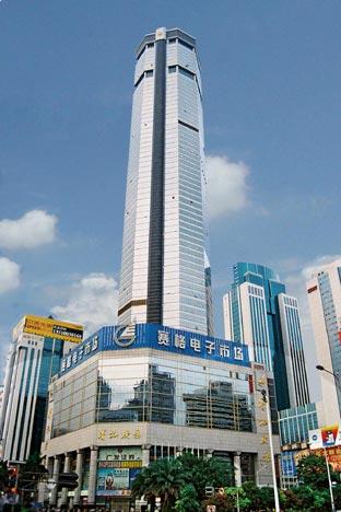 深圳地标性建筑欣赏