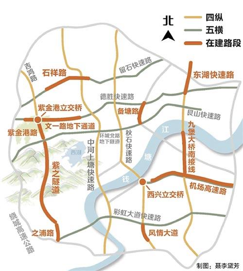 杭新景高速公路,杭州城西与千岛湖的距离再次被缩短