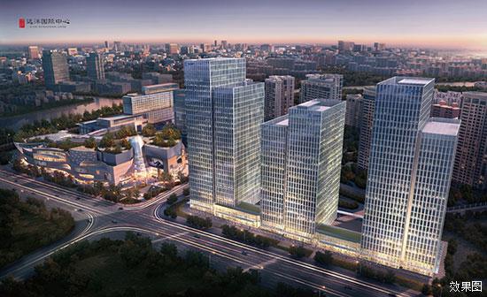 国际资讯_远洋国际中心写字楼或成杭州首个WELL认证项目