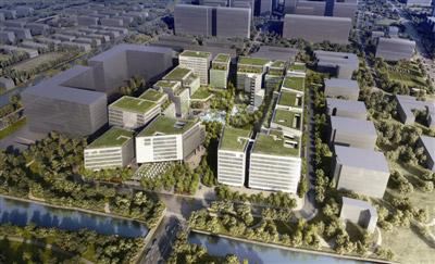 两年后杭州城西将崛起一座世界级建筑