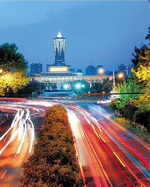 醉人杭州夜 惊艳全世界