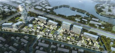 杭州大江东开启城市发展 升级计划