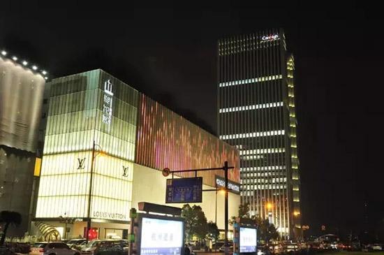 杭州大厦与坤和中心,携手再创下一个黄金10年