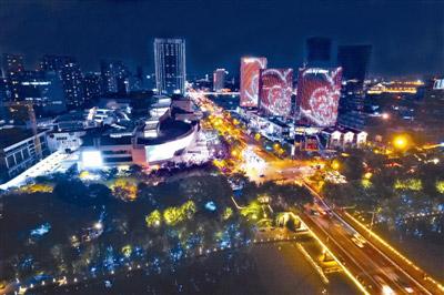 杭州古运河畔崛起城北新中心
