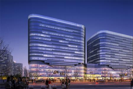 创新中国产业园&科创总部基地落址杭州新天地中心