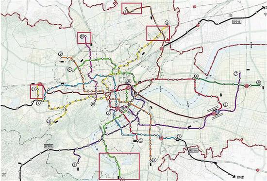 辉县几线城市规划图