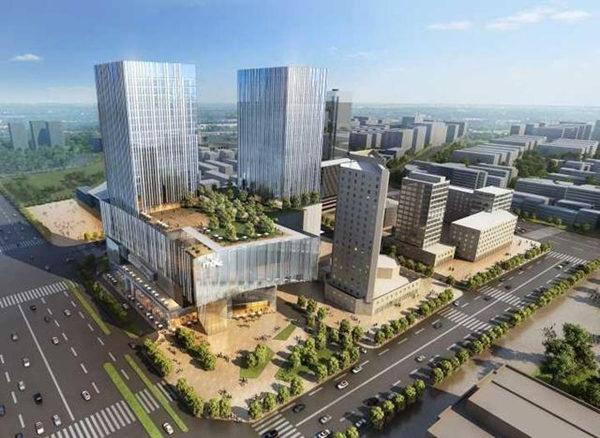 杭州中心将成武林商圈新地标