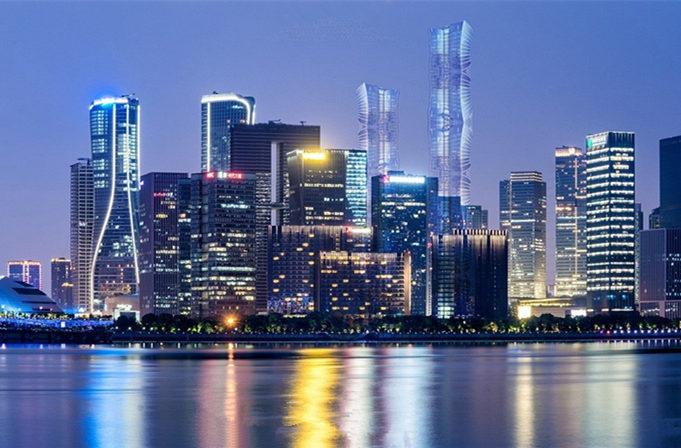 杭州国际中心 未来杭州的新地标