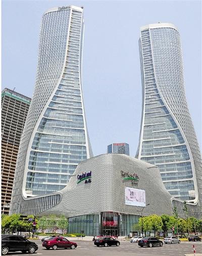 杭州商场争相升级 不同需求一站综合体里解决