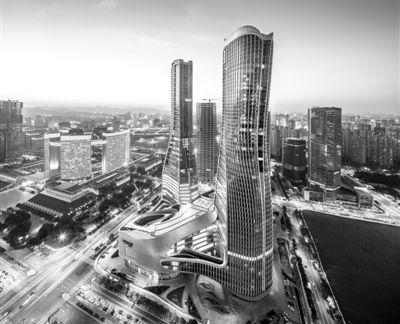 """杭州来福士中心为杭州创造了很多""""第一次"""""""