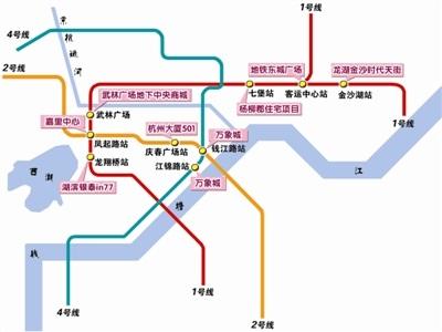 """杭州""""地铁+物业""""商业模式逐渐爆发"""