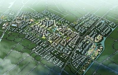 杭州良渚新城CBD呼之欲出 今年计划将推6宗涉宅地块