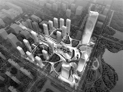 不低于280米!杭州第一高楼或在仓前拔地而起
