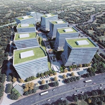 """杭州城东崛起""""凤凰谷"""" 将打造一个上市企业集聚区"""