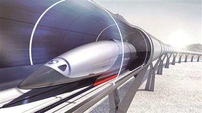时速1000公里 全程仅9分钟!杭州至上海将建超级高铁?