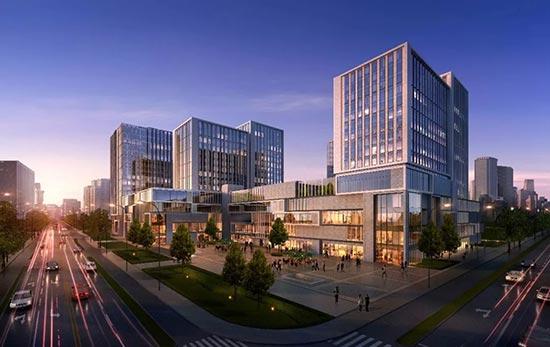 与城市共生,与时代同行,黄龙万科中心的产业运营理念