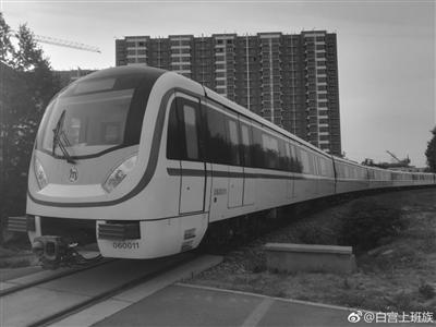 """比2、4号线更""""胖""""的6号线新车来了 2022年杭州地铁将开通运营10条线"""
