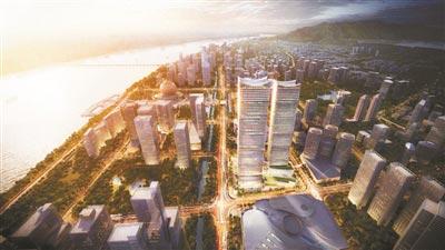 杭州江干区要打造世界级企业总部集聚地