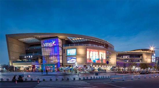宁波滨江新城首个商业综合体――万科・未来广场正式亮相