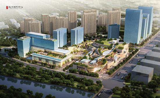 杭州远洋国际中心最后3层,收藏运河财富小镇高端资产的机会!