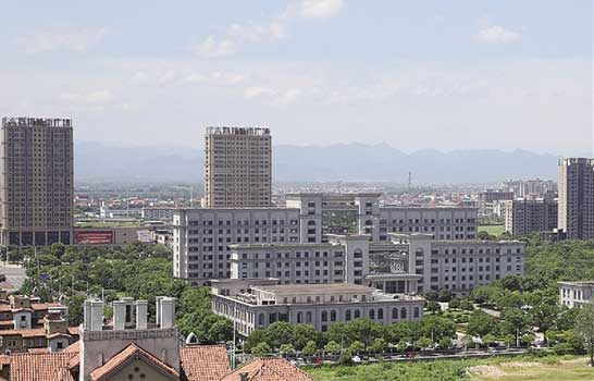 金华安云小镇:成长型企业的梦工厂