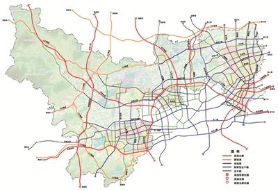 杭州市余杭分区规划(2017-2020)今起征集意见