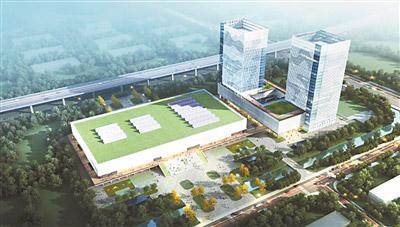 下沙首个项目库建设初步规划方案出炉