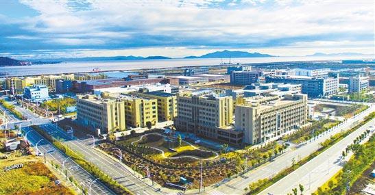 瓯江口产业集聚区:海上新温州的美好时代