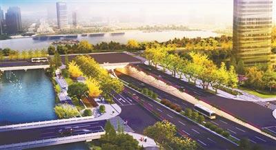 下沙加快打造一流现代化国际化新城区