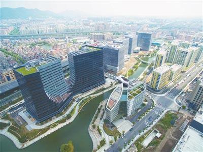 杭州跨贸小镇打造城市国际化窗口