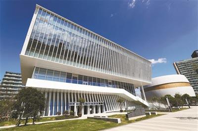 国际创博中心全新亮相!下沙科技城要打造创业创新样板区