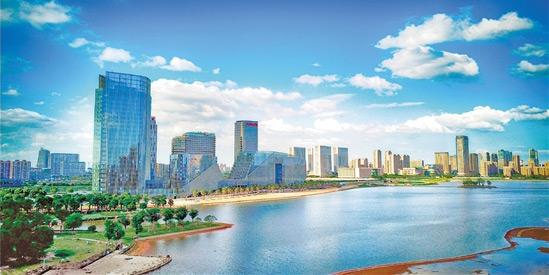 """杭州经开区:打造国际级""""双创""""高地"""