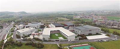 杭州良渚新城全力打造设计梦想栖息地