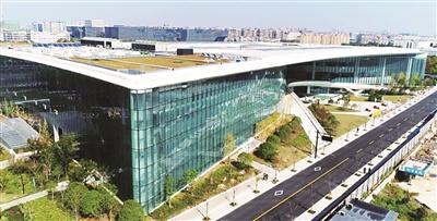 杭州城西文化新地标――西湖区文体中心正式启用