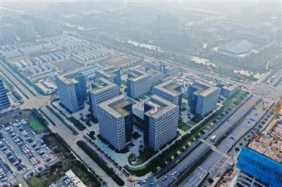 """杭州余杭仓前街道追求高质发展 楼宇管理有""""新举措"""""""