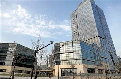 杭州拱墅区万融城购物中心整装待发 预计10月开业