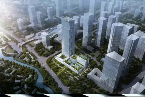 浙商银行全国总部正式落户杭州钱江世纪城