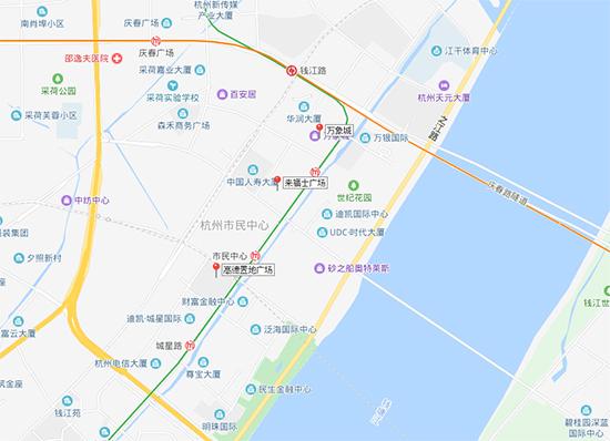 杭州15大商业综合体年内开业,三分之一在未来科技城