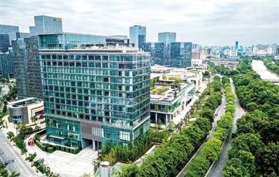 杭州城北又将新增一处地标性建筑